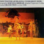 Ksenija Hribar: Alpsko sanjarjenje, PTL - Cankarjev dom, 1986